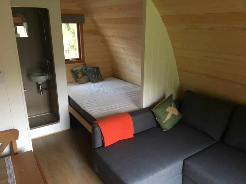 New Farm Holidays Camping Pods And Camping In Rural